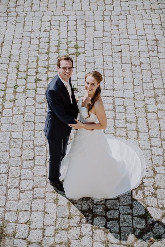 Bilder der Hochzeit in Stuttgart
