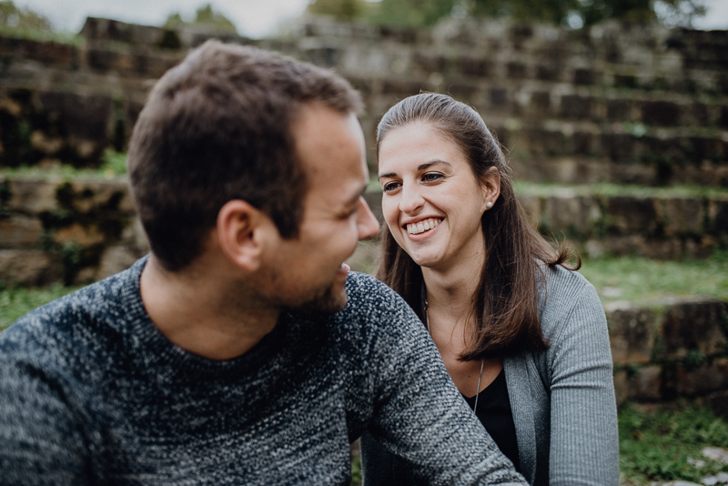 Bilder der Verlobung in Esslingen